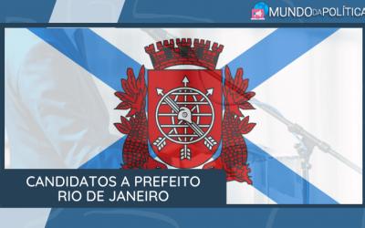 Confira os Candidatos a Prefeito do Rio de Janeiro!