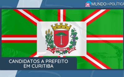 Confira os Candidatos a Prefeito em Curitiba!