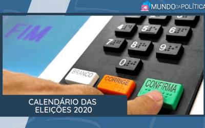 Entenda as alterações no Calendário das Eleições 2020