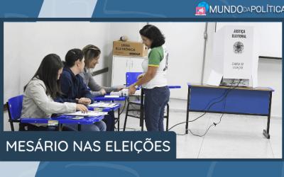 Ajude nas Eleições 2020 como Mesário Voluntário
