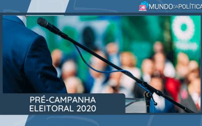 Como ocorre a Pré-Campanha Eleitoral 2020?