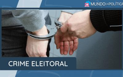 O que é categorizado como Crime Eleitoral?